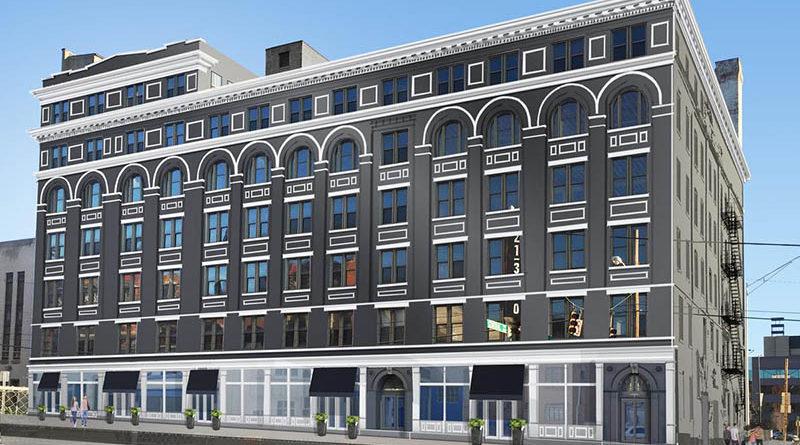 Cincinnati's Strietmann Building Redevelopment Focuses on Sustainability