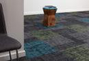 Textile Composite Flooring
