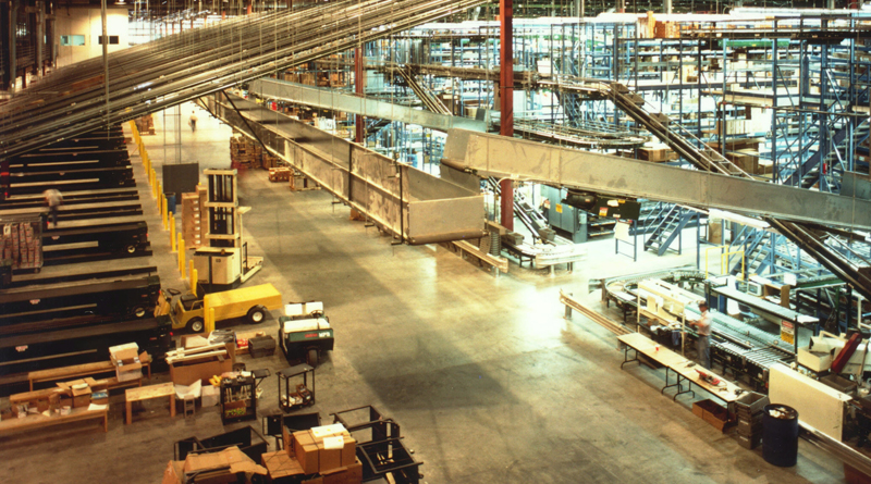 Achieving Energy Efficiency in Warehouses & Distribution Centers