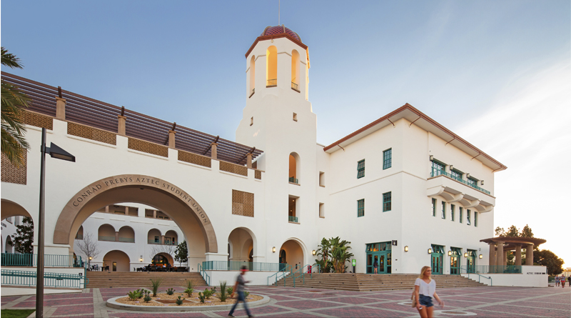 San Diego State University Receives LEED Double Platinum Status