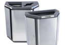 Industrial Trash & Recycling Receptacle