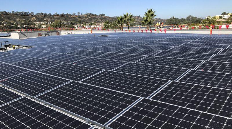 North Coast Health Center Completes Solar Installation in Encinitas