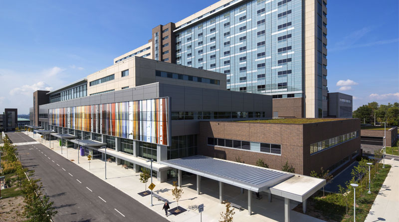 Humber River Hospital in Toronto Earns LEED Gold Status