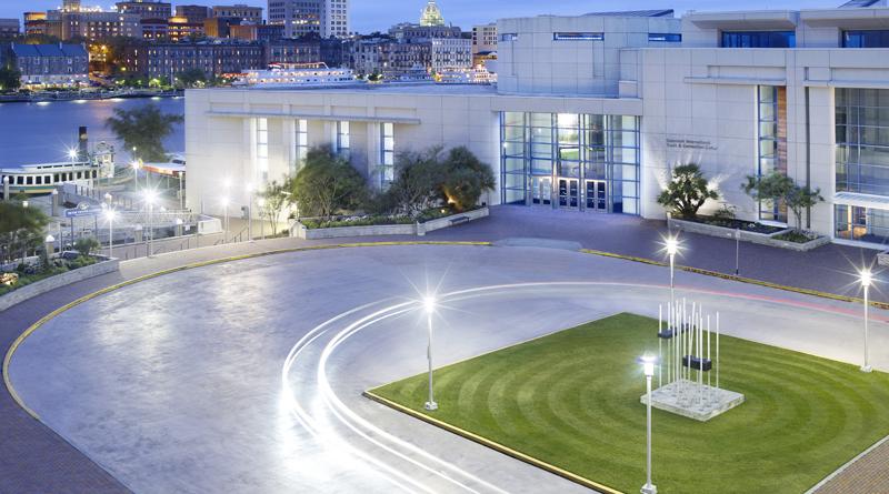 Savannah International Trade & Convention Center Earns LEED Gold