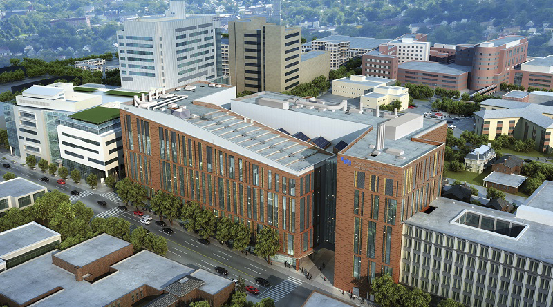 University of Buffalo Medical School on Track for Fall Completion